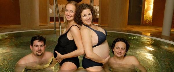 Wellnesshotels für die Schwangerschaft