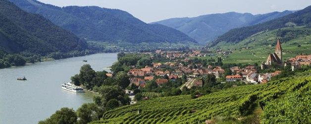 Ein Urlaub in Weissenkirchen in der Wachau ist zu jeder Jahreszeit schön