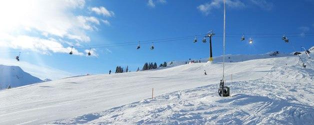 Skireisen nach Laax