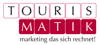 Tourismatik Tourismus Marketing Logo